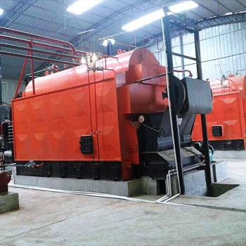2sets of 2tons/hr coal biomass fired steam boiler installed in Vietnam