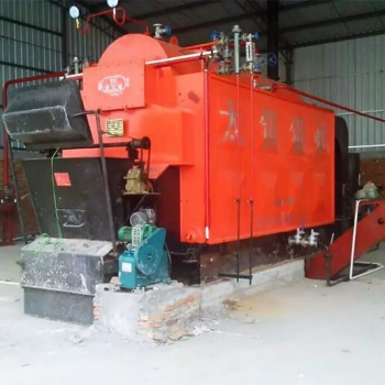 4tons/hr coal fired steam boiler installed in Pakistan