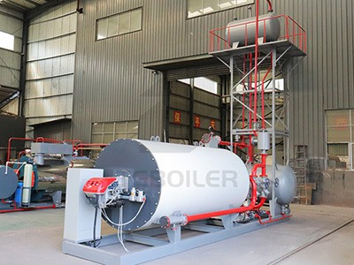 YY(Q)W Series Oil Gas Fired Thermal Oil Boiler